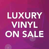 Luxury vinyl flooring is on sale at Abbey Carpet & Floor of Hawthorne